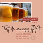 Tast de cerveses IPA