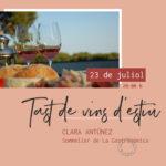 Tast de vins d'estiu