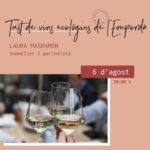 Tast de vins ecològics de l'Empordà